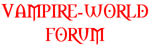 Vampire-World Forum